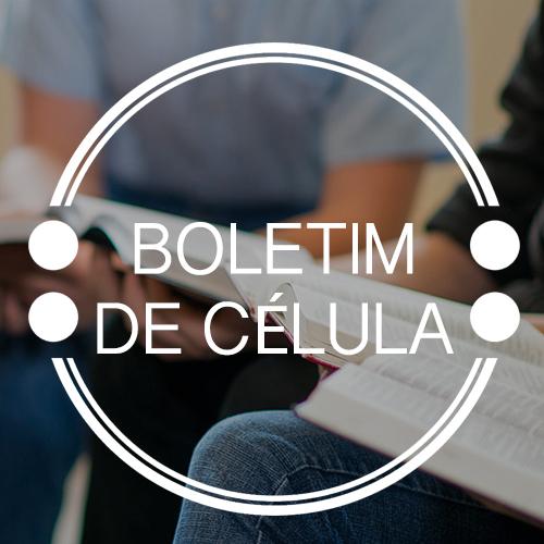 Boletim 272 - VIVENDO A PLENITUDE DA FILIAÇÃO DE DEUS