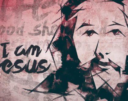 Slides do Culto - Eu sou Jesus!