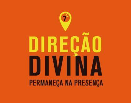 Slides do Culto - Série Direção Divina - Decida Hoje Permanecer