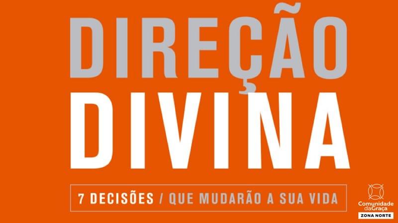 Slides do Culto - Série Direção Divina - Decida Começar!