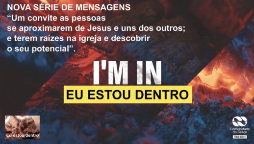 Slides do Culto - Sou um investidor na igreja de Deus, na minha Comunidade